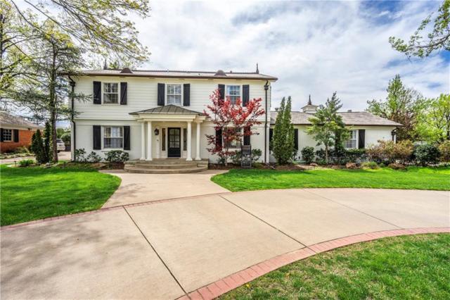 1714 Elmhurst Avenue, Nichols Hills, OK 73120 (MLS #862213) :: Homestead & Co