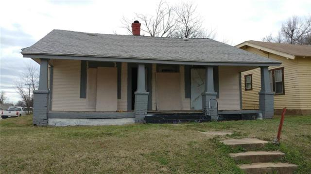 1630 NE 13th Street, Oklahoma City, OK 73117 (MLS #862226) :: Erhardt Group at Keller Williams Mulinix OKC