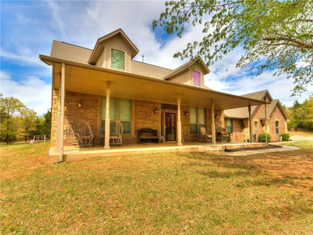 952 SE County Street 2989, Blanchard, OK 73010 (MLS #862295) :: Homestead & Co