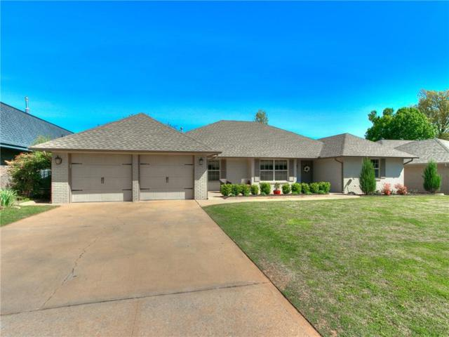 2621 NW 58th Place, Oklahoma City, OK 73112 (MLS #862385) :: Homestead & Co
