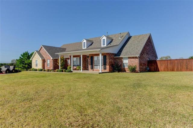 4481 Sundance Lane, Newalla, OK 74857 (MLS #862457) :: Denver Kitch Real Estate