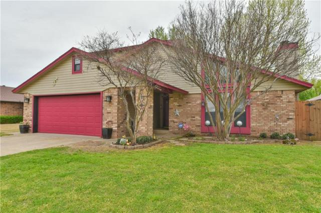 816 Waterview Road, Oklahoma City, OK 73170 (MLS #862497) :: Homestead & Co