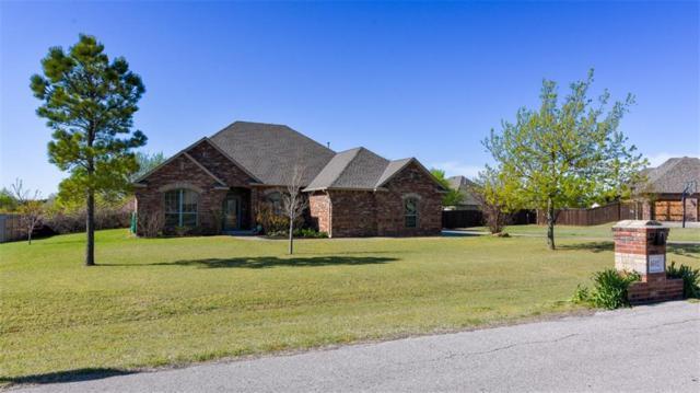 4602 Timber Ridge Road, Tuttle, OK 73089 (MLS #862545) :: Homestead & Co