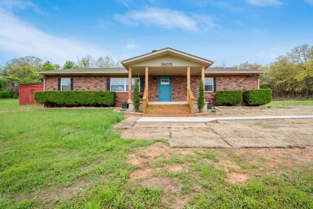 3605 Oakwood Drive, Choctaw, OK 73020 (MLS #862590) :: Homestead & Co