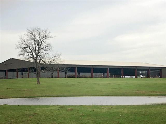 1700 County Road 1540, Stratford, OK 74872 (MLS #862592) :: Homestead & Co