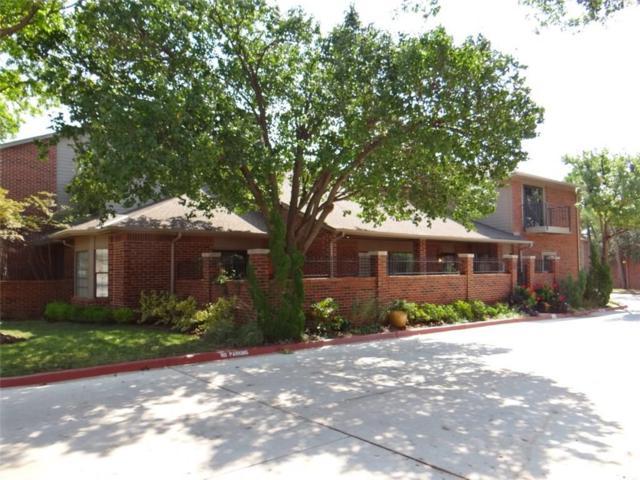 6208 Waterford Boulevard #109, Oklahoma City, OK 73118 (MLS #862631) :: Homestead & Co