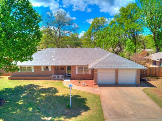 3501 Meadowbrook Drive, Midwest City, OK 73110 (MLS #862635) :: KING Real Estate Group