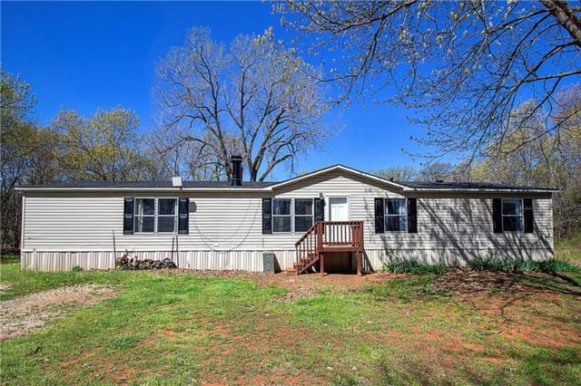 980345 S Woodpark Drive, Wellston, OK 74881 (MLS #862637) :: Homestead & Co