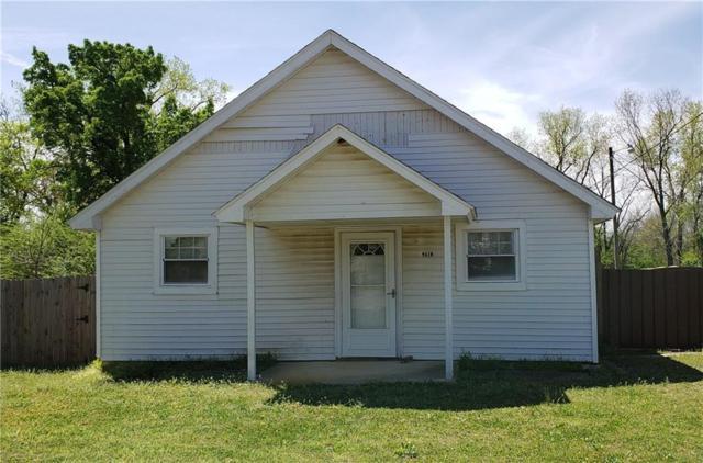 9610 SE 4th Street, Midwest City, OK 73130 (MLS #862639) :: Homestead & Co