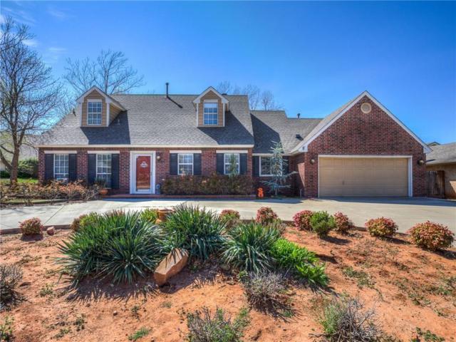 6901 Lakepointe Drive, Oklahoma City, OK 73116 (MLS #862660) :: Homestead & Co