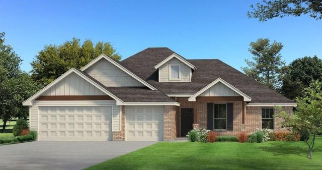 1301 N Beale Terrace, Mustang, OK 73064 (MLS #862663) :: Homestead & Co