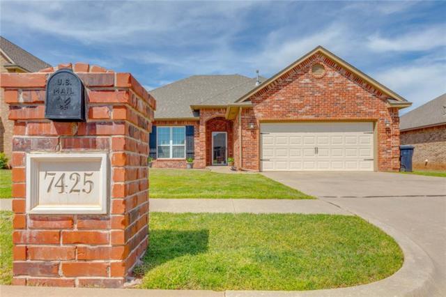 7425 NW 135th Street, Oklahoma City, OK 73142 (MLS #862725) :: Homestead & Co