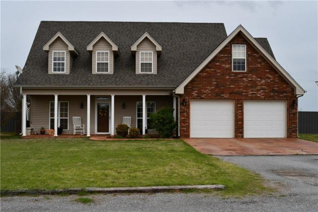 1120 N 7th Street, Fort Cobb, OK 73038 (MLS #862780) :: Homestead & Co