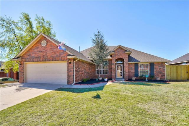 10822 Blue Sky Drive, Midwest City, OK 73130 (MLS #862787) :: KING Real Estate Group