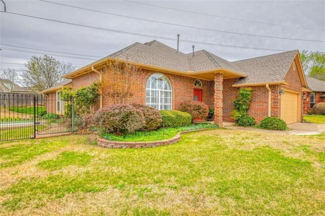 513 Prestwick Street, Norman, OK 73072 (MLS #862983) :: Homestead & Co