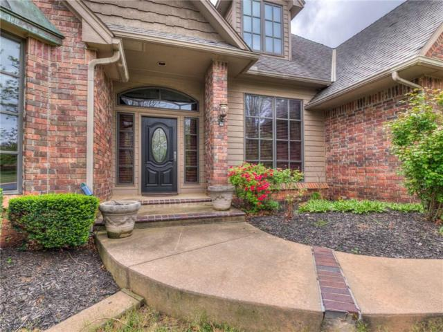 833 Crystal Creek Place, Edmond, OK 73034 (MLS #863008) :: Homestead & Co