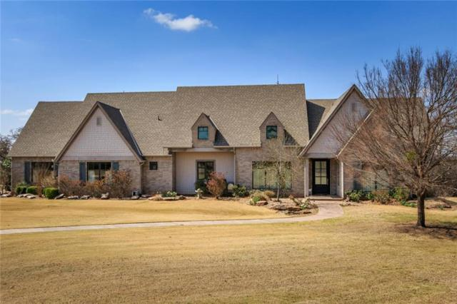 13800 E E Sorghum Mill Rd. /234 Road, Luther, OK 73054 (MLS #863035) :: Erhardt Group at Keller Williams Mulinix OKC