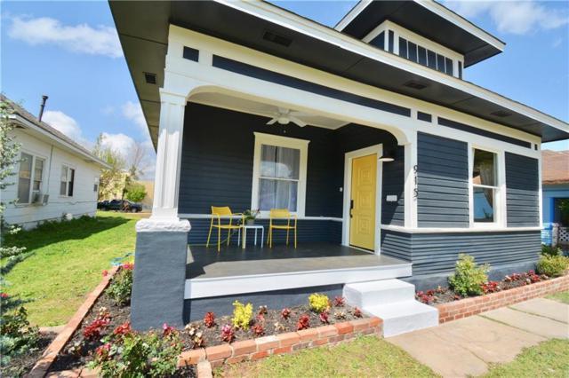 915 NW 22nd Street, Oklahoma City, OK 73106 (MLS #863069) :: Homestead & Co