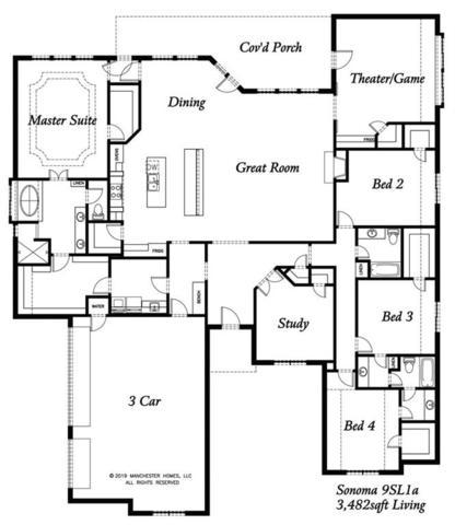 14916 Sedona Drive, Oklahoma City, OK 73142 (MLS #863110) :: Homestead & Co