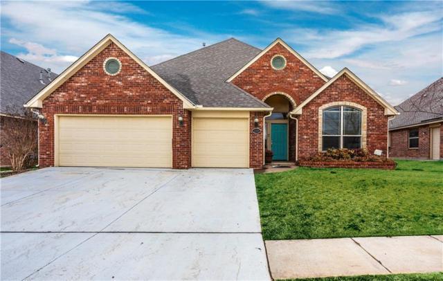 15509 Creek View Drive, Edmond, OK 73013 (MLS #863129) :: Homestead & Co