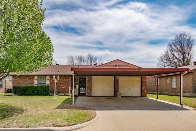 218 W Shadywood Drive, Midwest City, OK 73110 (MLS #863162) :: Homestead & Co