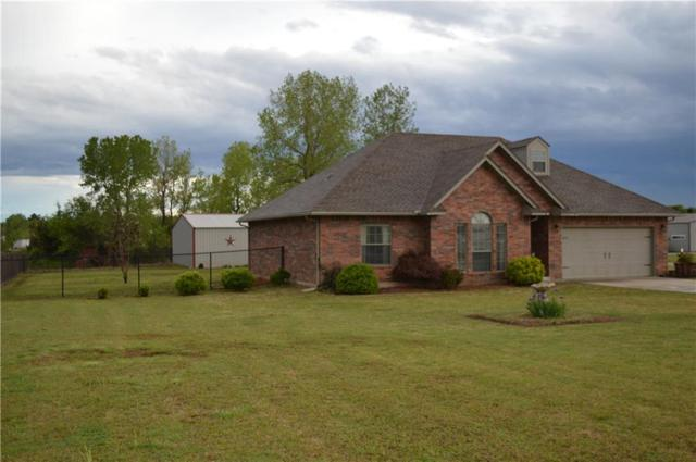 20312 SE 29th Street, Harrah, OK 73045 (MLS #863208) :: Homestead & Co