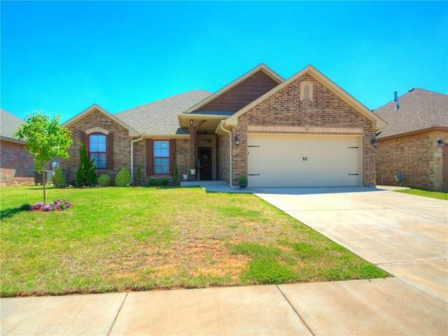 9116 NW 140th Street, Yukon, OK 73099 (MLS #863216) :: Homestead & Co