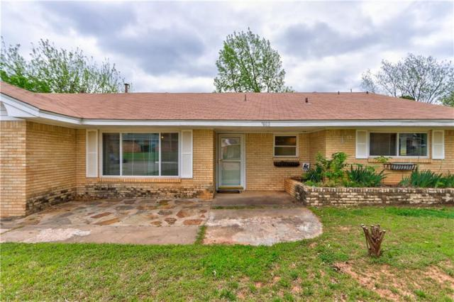 3002 Belaire Drive, Midwest City, OK 73110 (MLS #863226) :: Homestead & Co