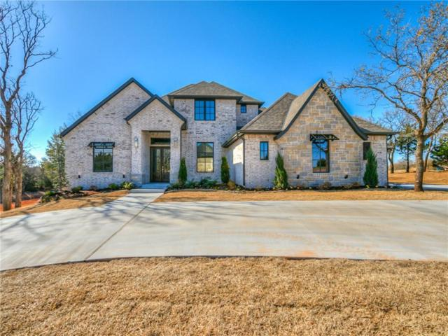 225 Saint Claire Drive, Edmond, OK 73025 (MLS #863231) :: KING Real Estate Group