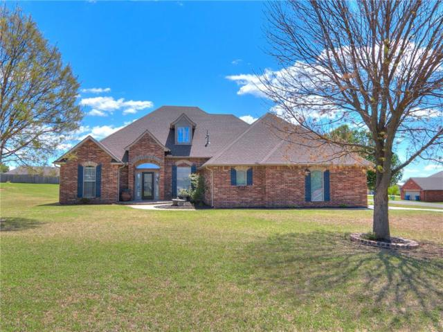 1708 Riviera Drive, Tuttle, OK 73089 (MLS #863267) :: Erhardt Group at Keller Williams Mulinix OKC