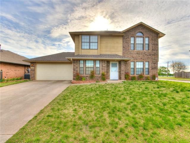 3712 Quail Ridge Road, Moore, OK 73160 (MLS #863308) :: KING Real Estate Group