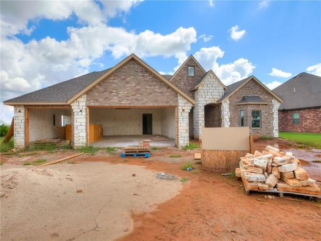 1216 Antler Ridge, Tuttle, OK 73089 (MLS #863318) :: Erhardt Group at Keller Williams Mulinix OKC