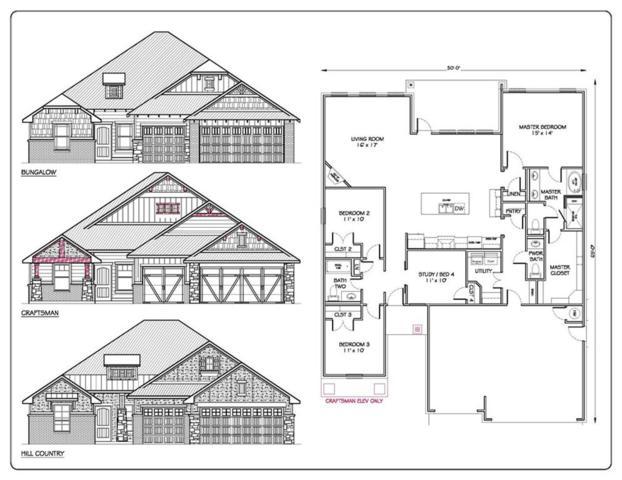 2817 Pebble Creek Street, Moore, OK 73160 (MLS #863328) :: KING Real Estate Group
