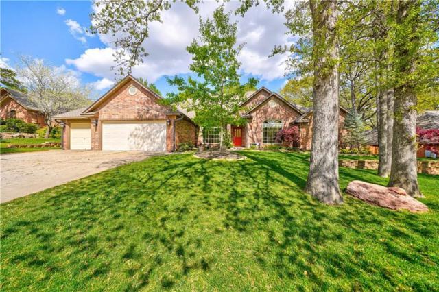 304 Hanover Drive, Edmond, OK 73034 (MLS #863337) :: KING Real Estate Group