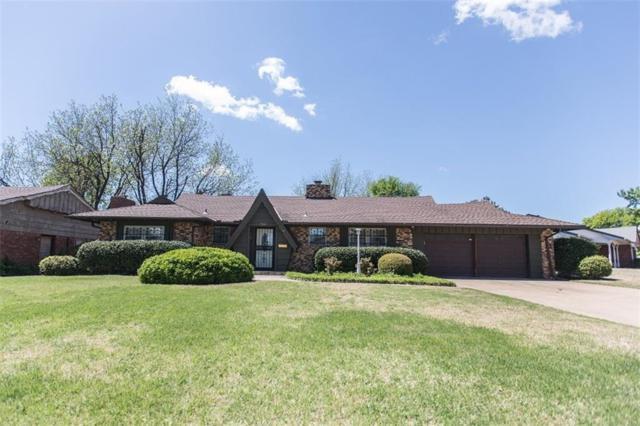 700 SW 41st Street, Oklahoma City, OK 73109 (MLS #863338) :: KING Real Estate Group