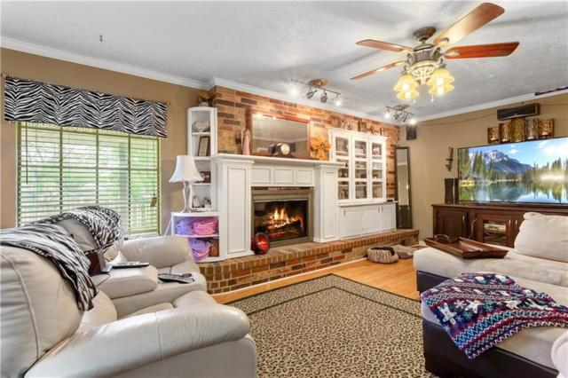 9228 Sutton Place, Oklahoma City, OK 73132 (MLS #863345) :: KING Real Estate Group