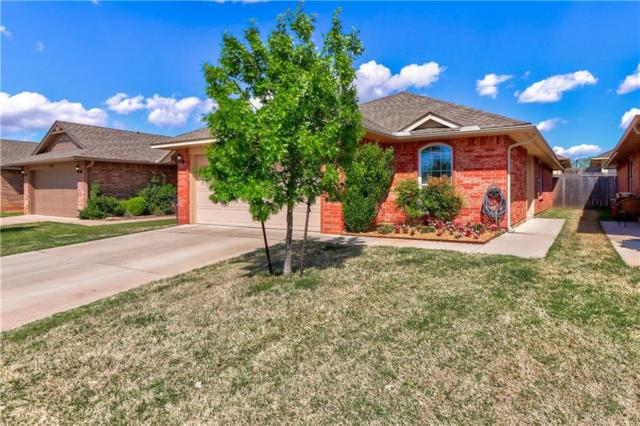 3612 Green Apple Place, Moore, OK 73160 (MLS #863363) :: KING Real Estate Group