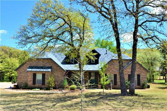 10570 N Deer Path Road, Edmond, OK 73025 (MLS #863365) :: KING Real Estate Group