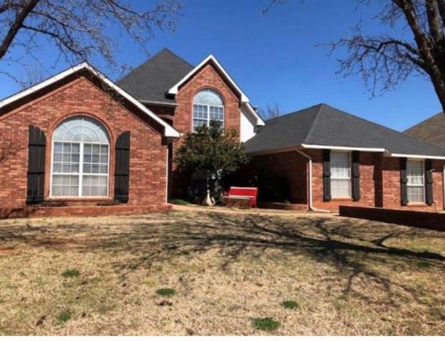 9609 SW 33rd Street, Oklahoma City, OK 73179 (MLS #863379) :: KING Real Estate Group