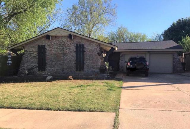 2704 SW 86th Street, Oklahoma City, OK 73159 (MLS #863380) :: KING Real Estate Group
