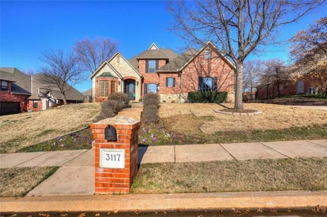 3117 Beacon Hill Street, Edmond, OK 73034 (MLS #863388) :: KING Real Estate Group