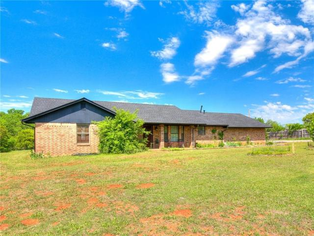 2473 County Road 1233, Blanchard, OK 73010 (MLS #863393) :: Erhardt Group at Keller Williams Mulinix OKC
