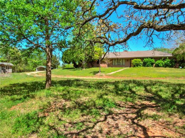 5110 SE 120th Avenue, Noble, OK 73068 (MLS #863401) :: Erhardt Group at Keller Williams Mulinix OKC
