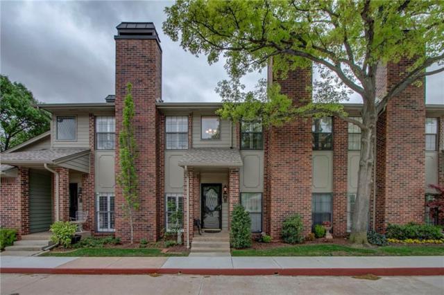 6204 Waterford Boulevard #24, Oklahoma City, OK 73118 (MLS #863408) :: Homestead & Co