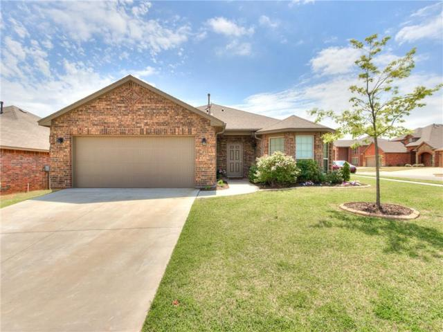 11308 NW 97th Street, Yukon, OK 73099 (MLS #863465) :: Homestead & Co
