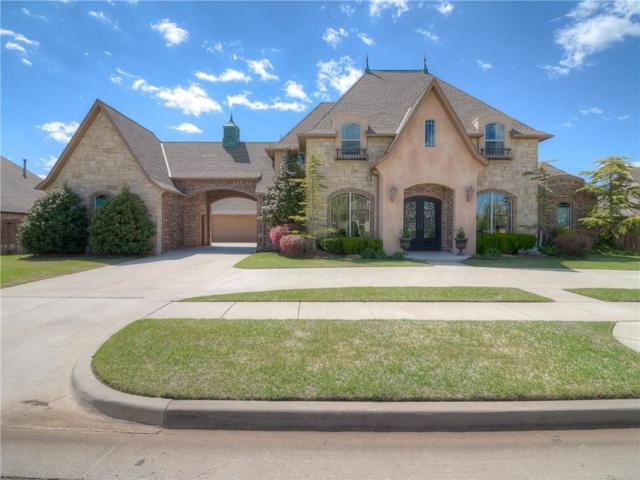 2905 Monica Lane, Moore, OK 73160 (MLS #863466) :: Homestead & Co