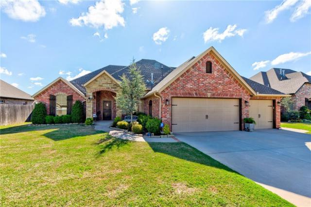2112 Sycamore Creek Avenue, Yukon, OK 73099 (MLS #863471) :: Homestead & Co