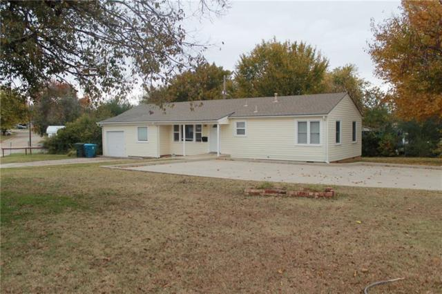419 Russell Drive, Midwest City, OK 73110 (MLS #863488) :: Homestead & Co