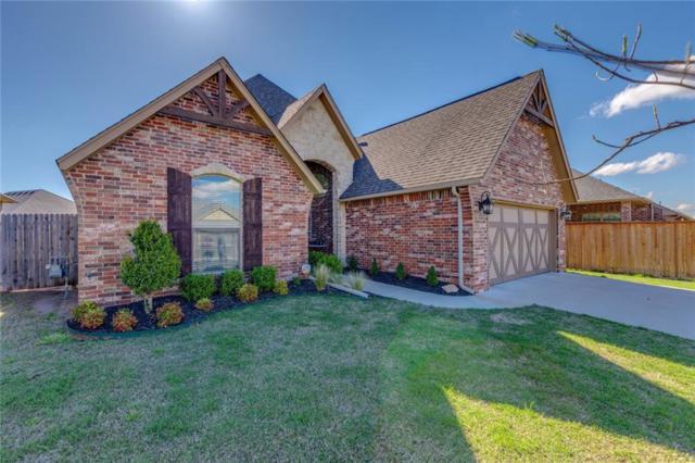 17216 Aragon Lane, Oklahoma City, OK 73170 (MLS #863532) :: Erhardt Group at Keller Williams Mulinix OKC