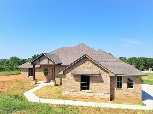 3721 Merlin Court, Newcastle, OK 73065 (MLS #863557) :: Homestead & Co